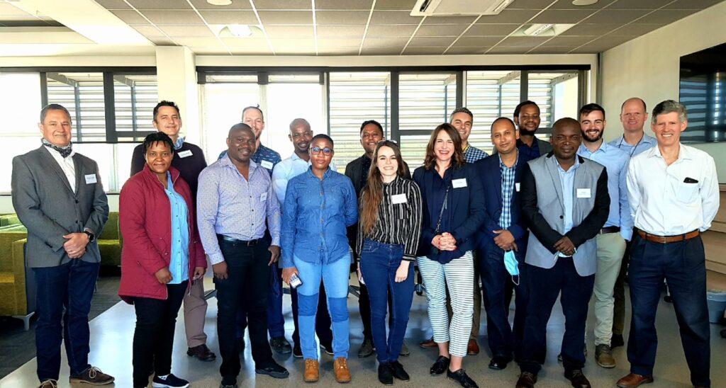 Rand Water Delegates at MandM